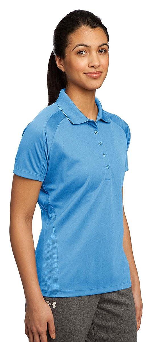 Black XL Sport-Tek Ladies Dri-Mesh; Pro Sport Shirt