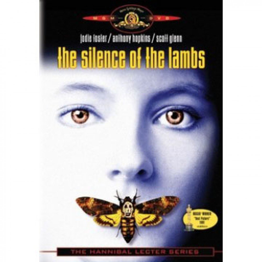 DVD : The Silence of the Lambs (Full Frame, , Dubbed, Dolby, AC-3)