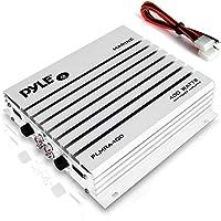 Pyle PLMRA400 - Amplificador impermeable de 4 canales