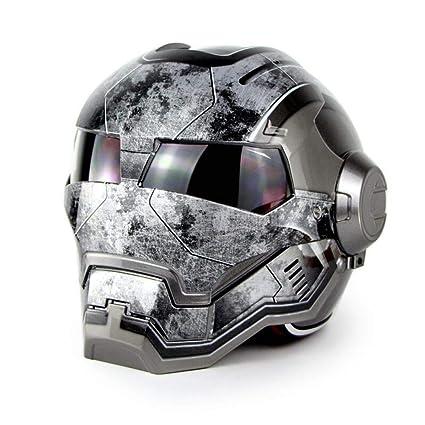 MENUDOWN Casco De Moto,Casco De Moto Integral,Casco De Moto Modular,Casco