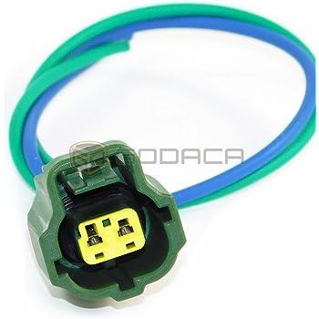 amazon com 1x connector temperature sensor for toyota 2jz 90980 toyota oem wiring harness connectors engine coolant temperature sensor connector toyota lexus mazda 90980 11062 2 way
