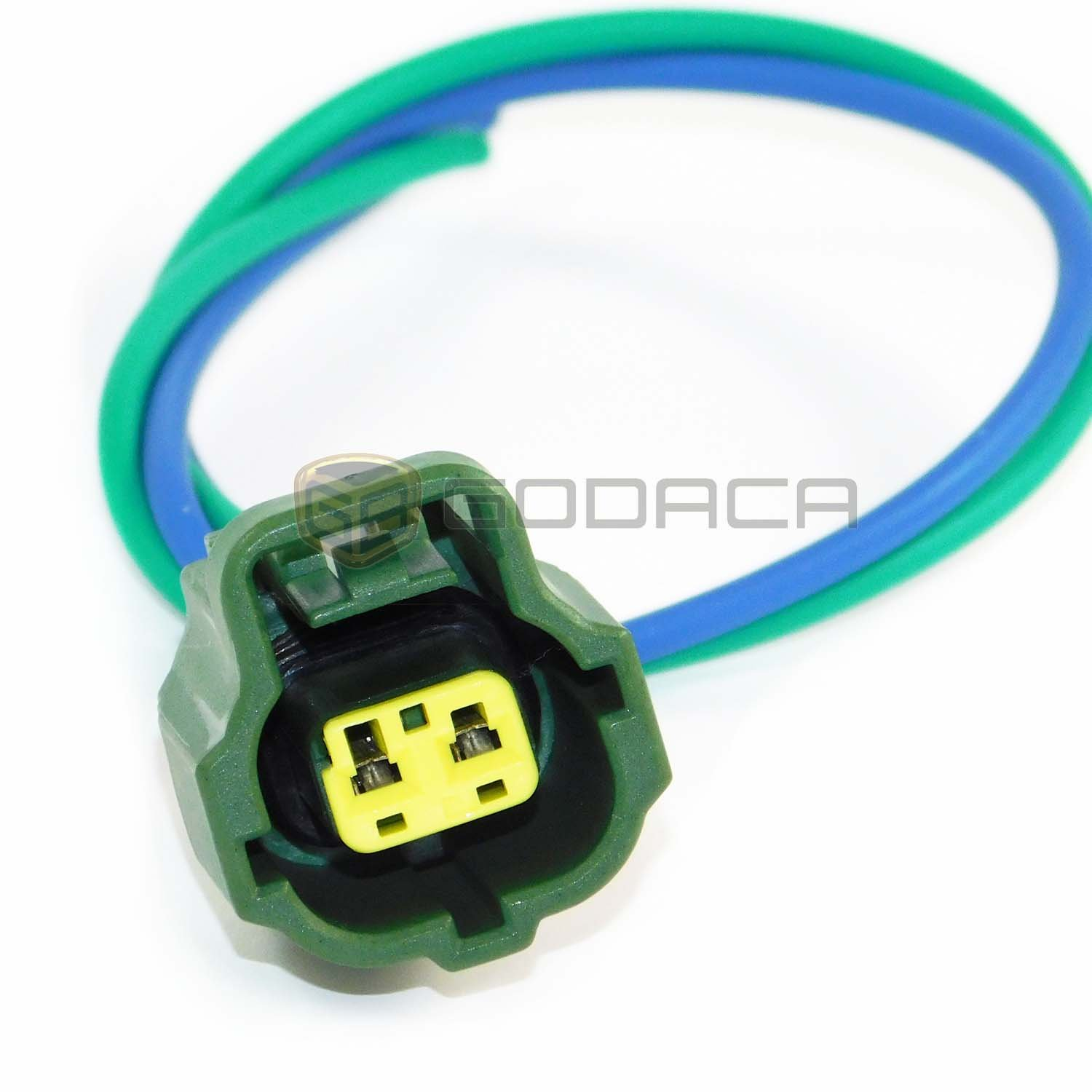 Engine Coolant Temperature Sensor Connector Toyota Lexus 4runner Wiring Harness Mazda 90980 11062 2 Way Automotive