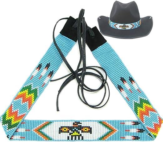Western Decor Cowboy//Cowgirl Beaded HAT BAND
