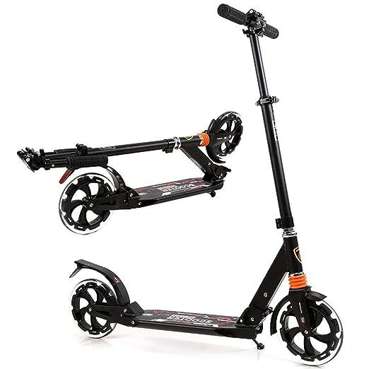 ACZZ Kick Scooter para adultos, niños y jóvenes, Big Wheels ...