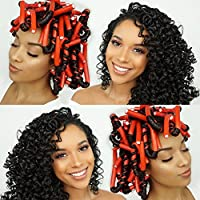 Fabulous Amazon Com Valentines Day Gifts Twist Flex Hair Curler Roller Natural Hairstyles Runnerswayorg