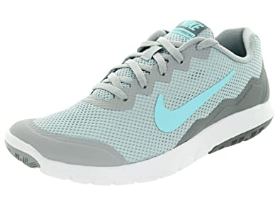 1324b9e6c00a6 Nike Women s Flex Experience Rn 4 Running Shoe Wlf Grey Td Pl Bl Cl  Gry White 9.5 B(M) US  Buy Online at Low Prices in India - Amazon.in