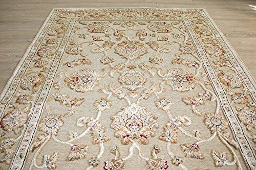 Genova Viscose Silk Teppiche Orientalisch Und Blumen Entwurf Moderne