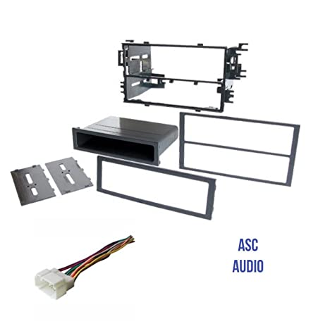 61DIOkFvKXL._SY463_ amazon com asc audio car stereo dash kit and wire harness for 2014 Honda CR-V at beritabola.co