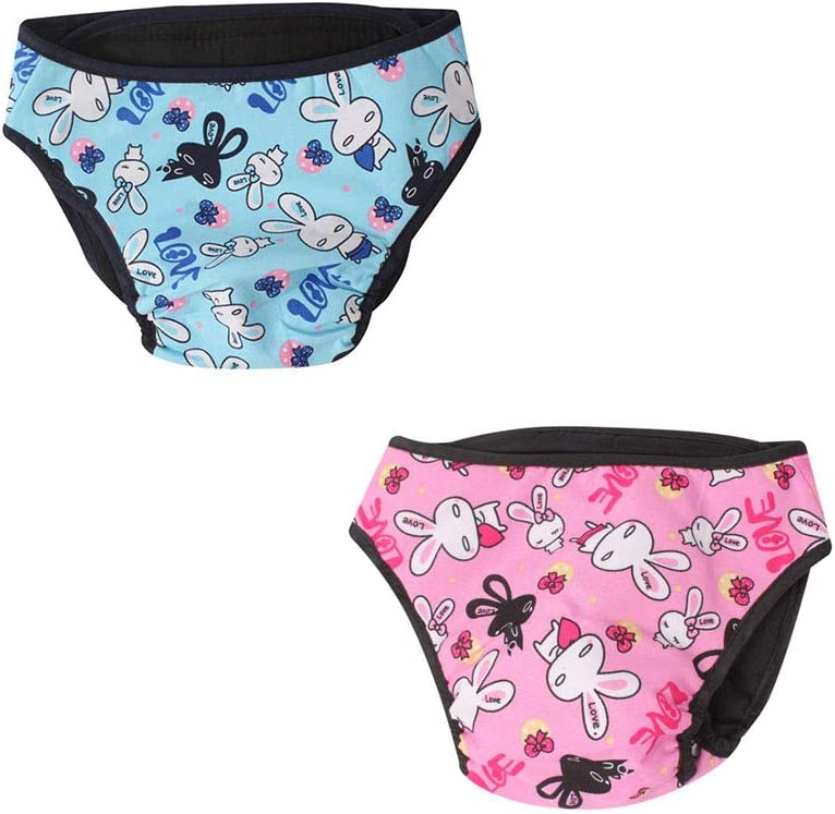 Today's only Comidox Premium Direct stock discount Dog Diapers Female Reusable Velcro with Washable
