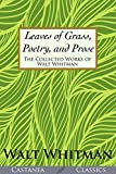 Image of Leaves of Grass, Poetry, and Prose: The Collected Works of Walt Whitman