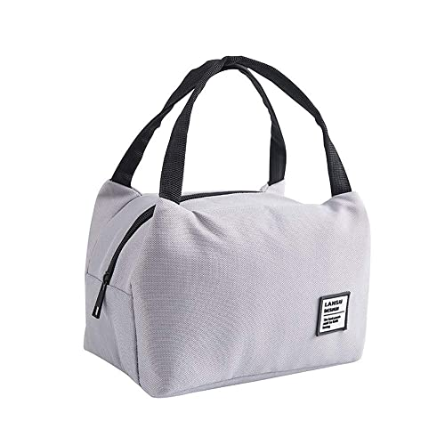 IYU Dsgirh Lunch Bag, 2018 Clearance Universal Canvas Box Tote Bag  Universal Cooler Food Sacs À Lunch Pour Femmes Enfants Hommes (blanc)   Amazon.fr  ... 88854ef7b888