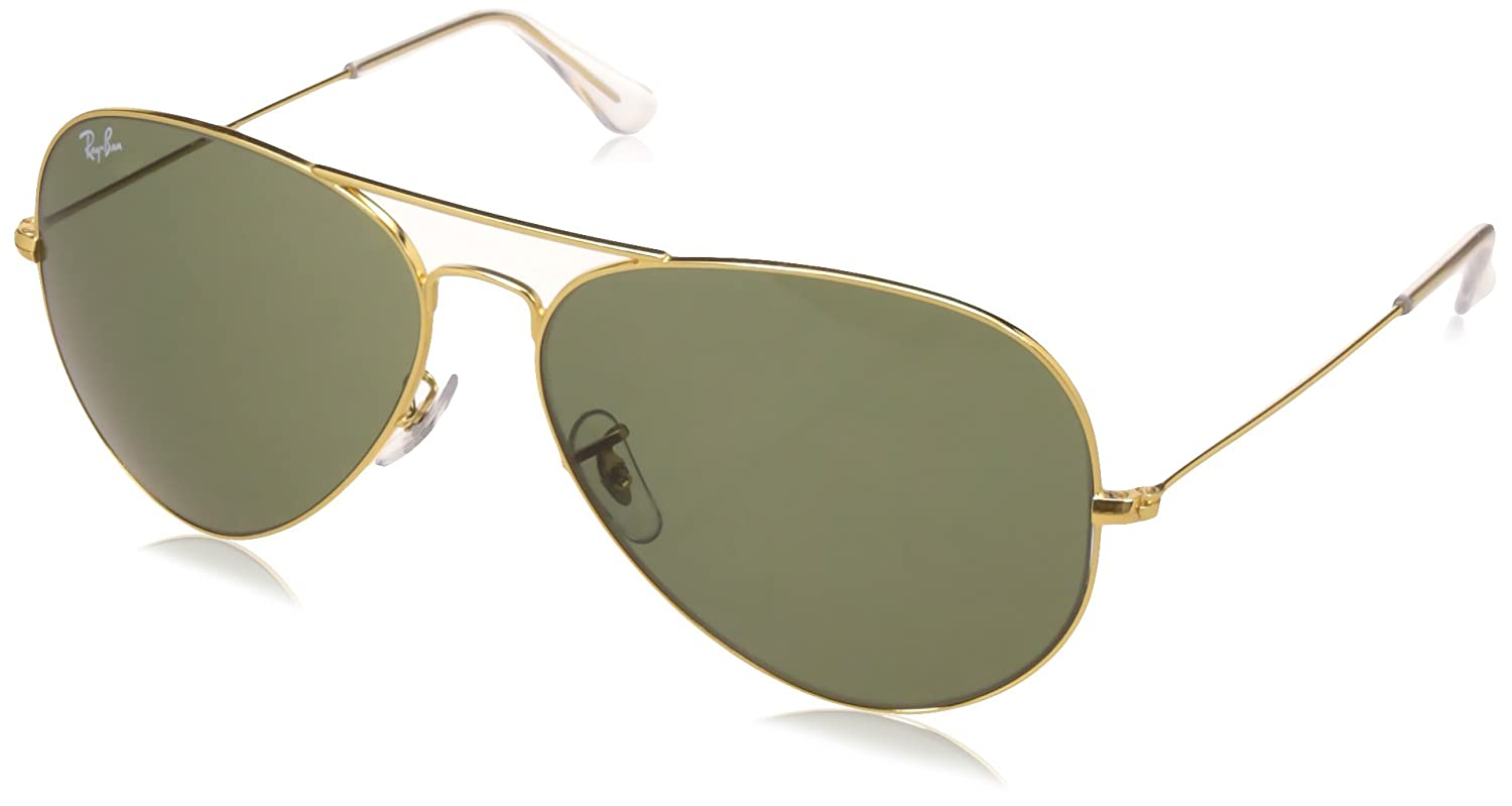 8aed82ad8b Ray-Ban None Aviator Unisex Sunglasses (RB3026 W2027 62 14