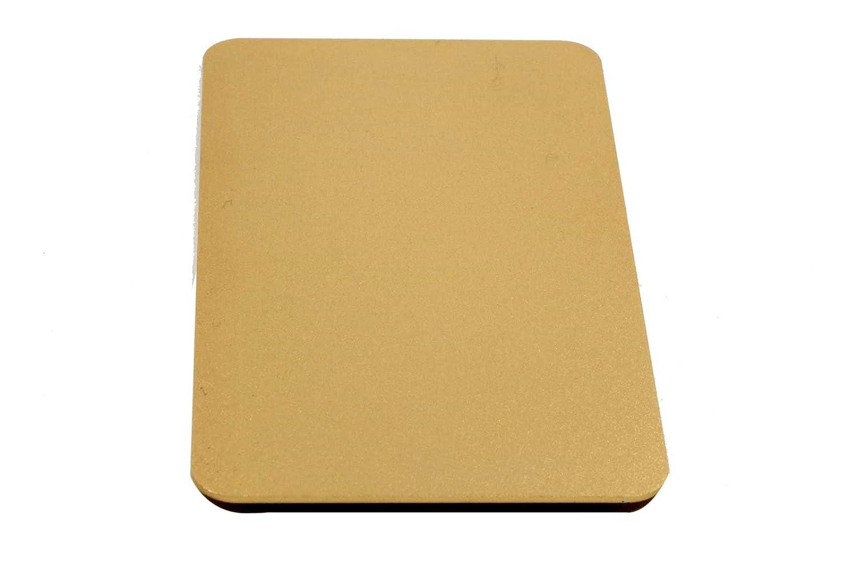 Amazon.com: Business Card Size Anodized Aluminum Metal Blanks 2\