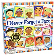 eeBoo I Never Forget a Face Matching Game