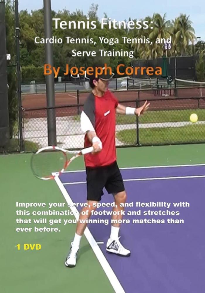 Amazon.com: Tennis Fitness: Cardio Tennis, Yoga Tennis, and ...