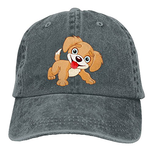 Hainingshihongyu Puppy Cartoon Baseball Caps Adult Sport Cowboy Trucker Hats Adjustable - In Clothing Jacksonville Nc Stores