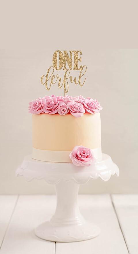 qidushop - Decoración para tarta de primer cumpleaños ...