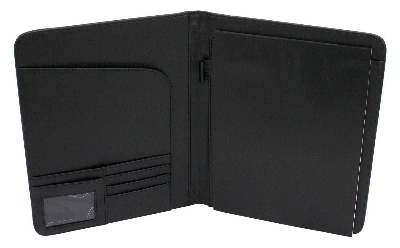 - 40001-2 BLACK Friedrich 23 Briefcase Black