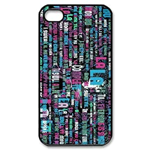 Customize Famous Rock Band A Day To Remember Back Case for iphone4 4S Designed by HnW Accessories