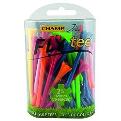 CHAMP Zarma FLYtee Neon Mixed 2 3/4-Inch