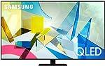 SAMSUNG 65-inch Class QLED Q80T Series - 4K UHD Direct Full