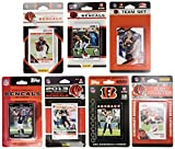NFL Cincinnati Bengals 7 Different Licensed Trading Card Team Sets