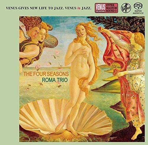 SACD : Roma Trio - Four Seasons (Japan - Import)