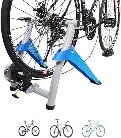YLEI Estante de Entrenamiento de Bicicletas, Rodillos para ...