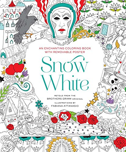 (Snow White Coloring Book)