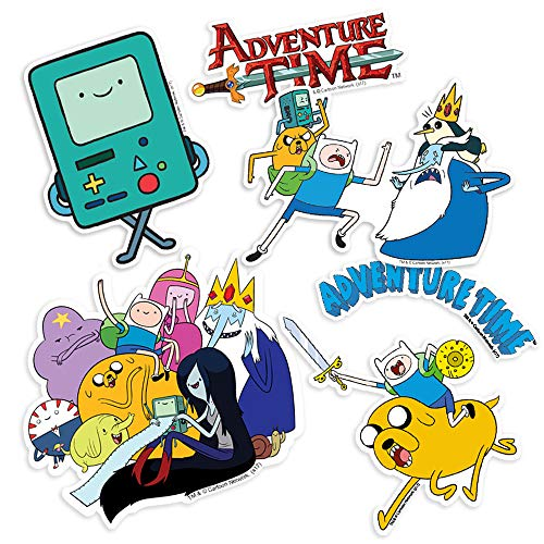 Popfunk Adventure Time Cartoon Network Collectible Stickers