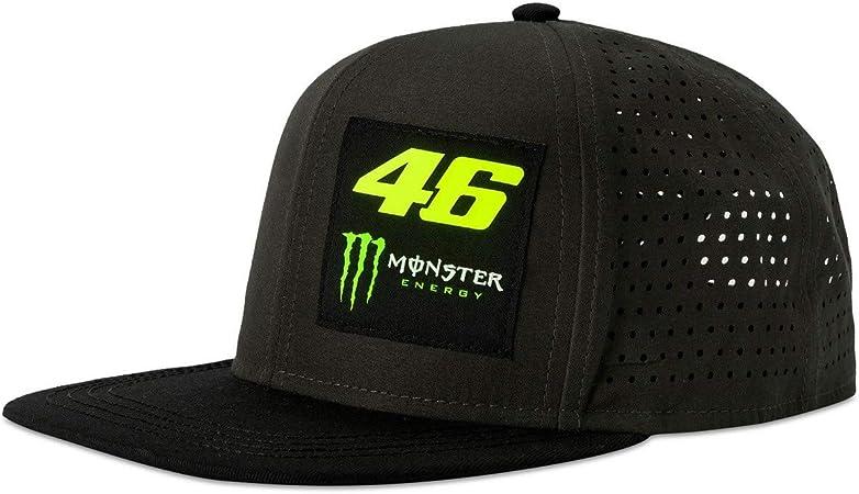 Valentino Rossi Monster VR46 Collection, Sombrero Hombre, Negro ...