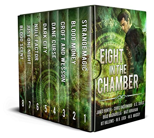 Eight in the Chamber: Urban Fantasy/Sci-Fi Box Set (Kindle Free Book Fantasy)