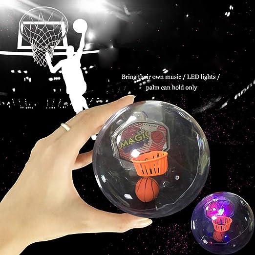 Ailyoo Mini Juego de Disparos de Baloncesto de Palm de Mano ...
