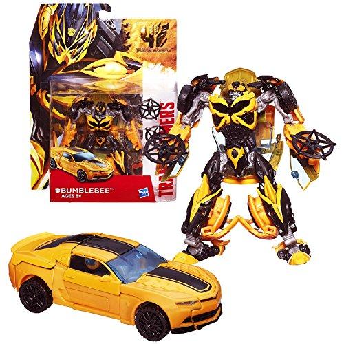 Hasbro Year 2014 Transformers Movie Series 4
