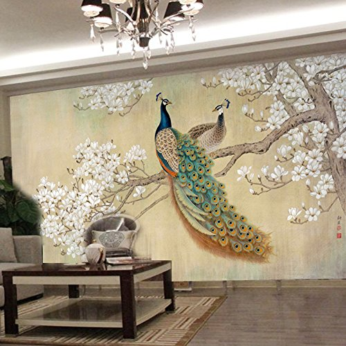 Cheap  Amazhen Silk Mural Photo Wallpaper Modern Art Painting Living Room Bedroom Tv..
