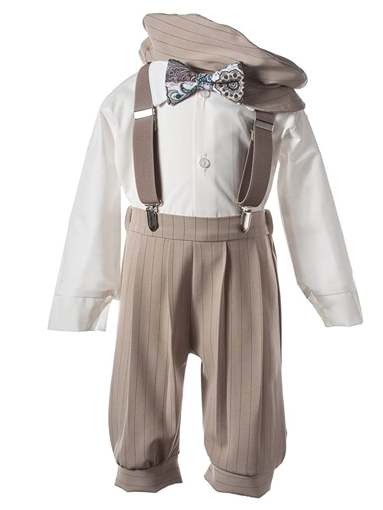Ties Boys' Formal Occasion Popular Brand Boys Cravat Wedding Tie Formal Party Ruched Pre Tied Ivory Spare No Cost At Any Cost