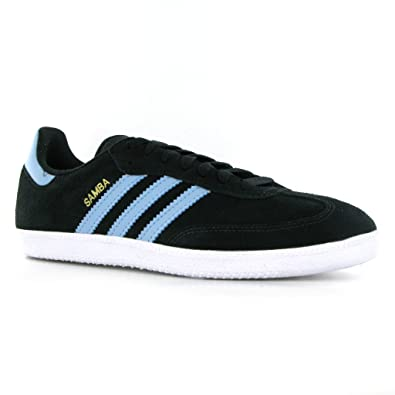 Adidas Samba Black Suede Mens Trainers Size 7 UK  Amazon.co.uk  Shoes   Bags 4cfd33fdd9e1