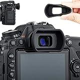 Soft Silicon Camera Viewfinder Eyecup Eyepiece Eyeshade for Nikon D750 D610 D600 D7500 D7200 D7100 D7000 D5600 D5500…