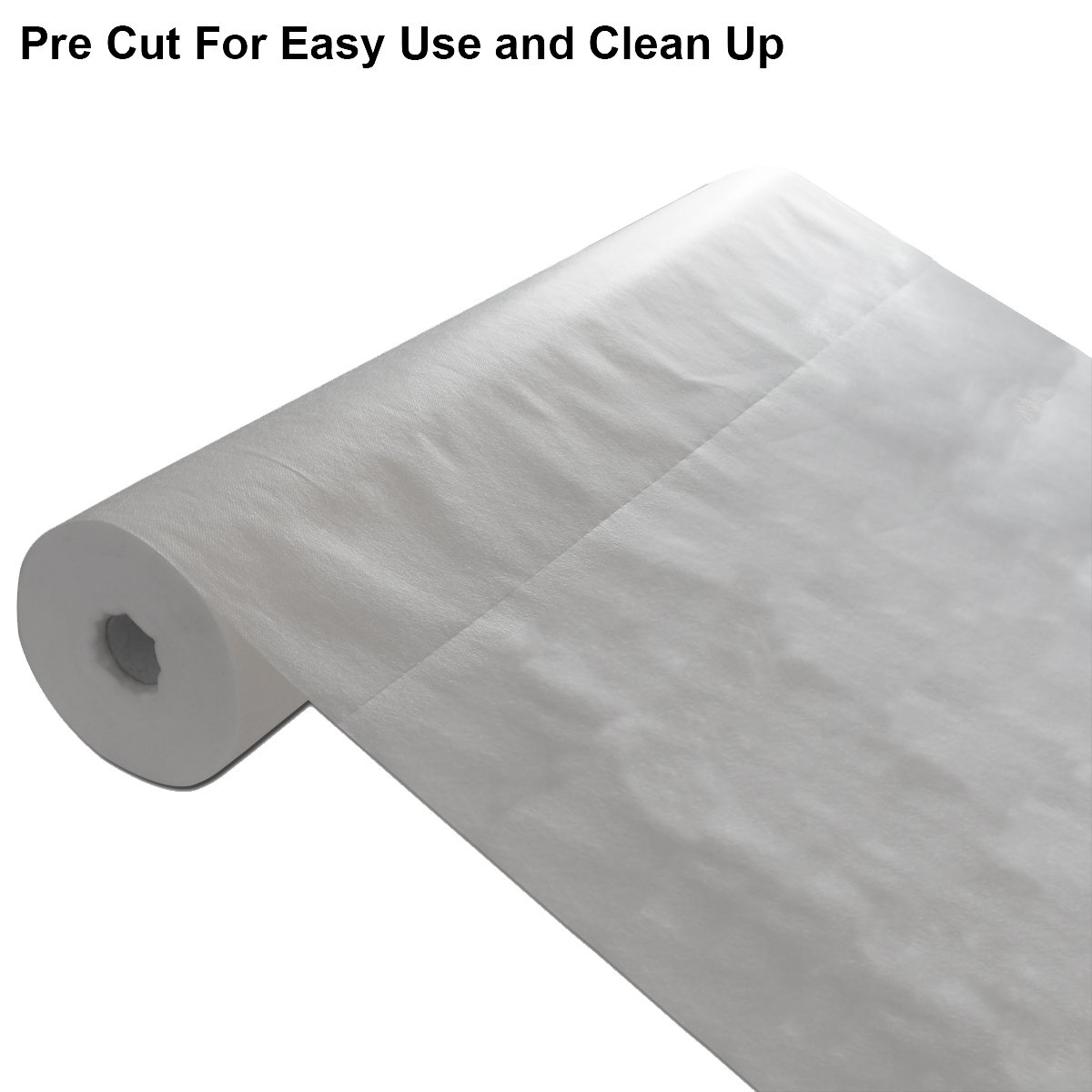 2 Rolls of 70.5''x30'' 50 Sheets Disposable Non-Woven Paper Exam Table Bed Cover by TOA Supply (Image #2)