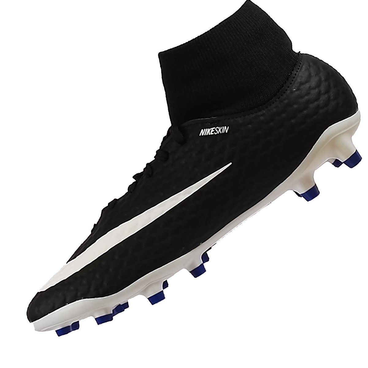 Amazon.com | Nike Jr. Hypervenom Phelon III Dynamic Fit Big Kids Firm-Ground Soccer Cleat | Soccer