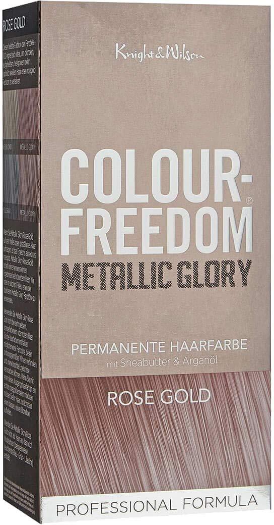 Metallic haarfarbe rossmann