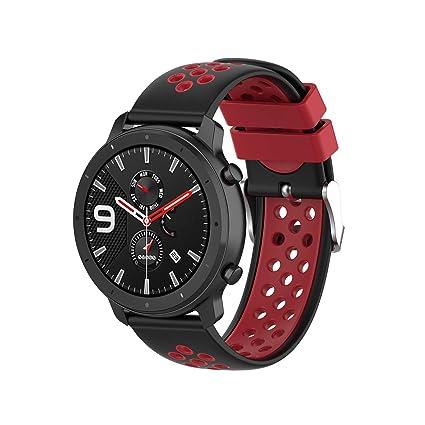 TopTen - Correa de Silicona de Repuesto para Reloj Samsung Galaxy ...