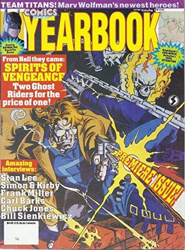Comics Tantrum Yearbook (#1)