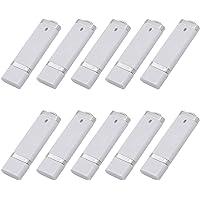 20PCS 32GB USB 2.0 Flash Drive -Bulk Pack-Memory Storage Thumb Stick Light