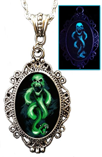 Amazon Alkemie Death Eater Dark Mark Symbol Harry Potter Cameo