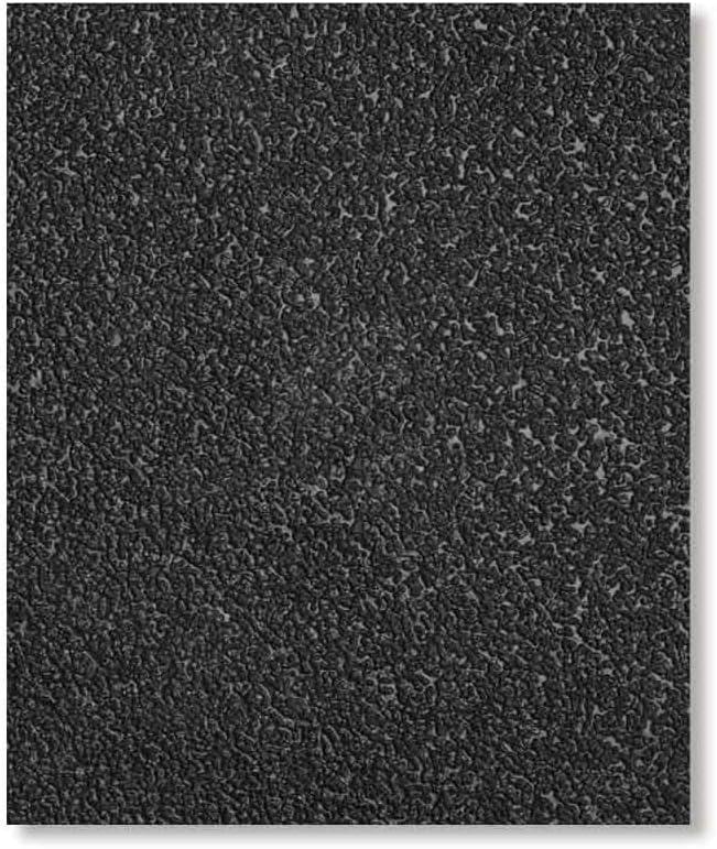 Lot de 10 Cales /à poncer Grain 60 MENZER Black Feuilles abrasives 280 x 230 mm p