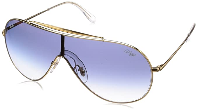 Ray-Ban 0RB3597 Gafas de sol, Gold, 45 Unisex: Amazon.es ...