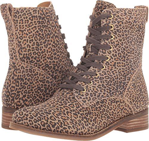 Lucky Brand Women Hestawn Boot, Eyelash, 8.5 M US