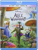 Alice In Wonderland (Live-Action) [Blu-ray]