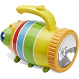 Melissa & Doug Sunny Patch Giddy Buggy Flashlight With Easy-Grip Handle